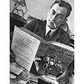 Е. Петров удивлен. Американские издатели Золотого теленка объявили: Книга слишком смешна, чтобы быть изданной в России